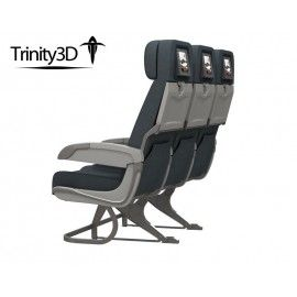 Trinity3D Airplane Chairs
