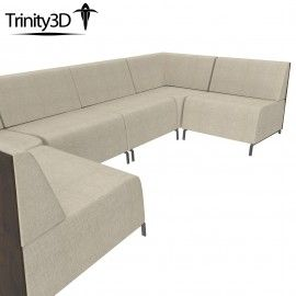 Trinity Intrigue Sectional Sofa