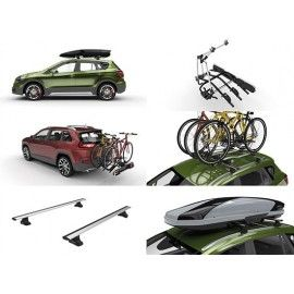 DOSCH 3D: Car Racks & Holders
