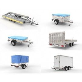 DOSCH 3D: Car Trailer