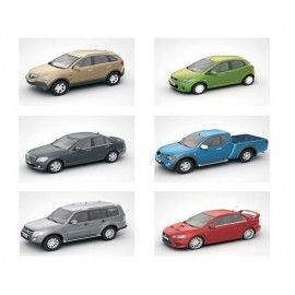 DOSCH 3D: Cars 2008 for Maxwell Render