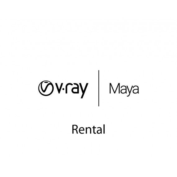 V-Ray Next for Maya Rental
