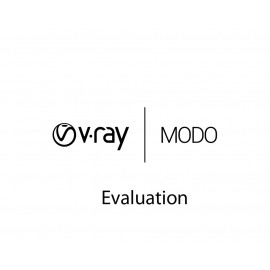 V-Ray MODO Workstation + 5 Render Nodes