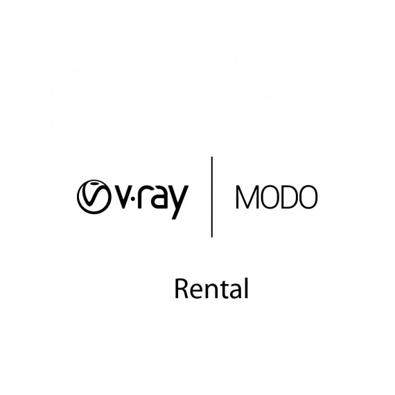 V-Ray MODO Rental