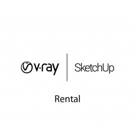 V-Ray 3 for SketchUp Rental License