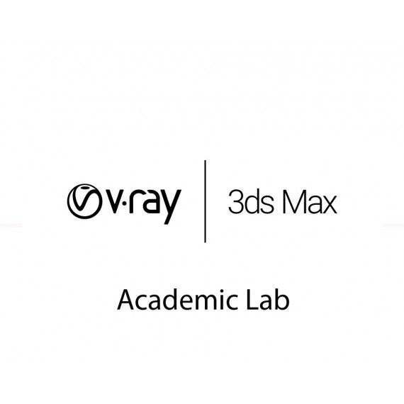 V-Ray 3ds Max Academic Lab 1 Year Term