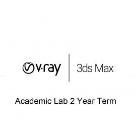 V-Ray 3ds Max Academic Lab 2 Year Term