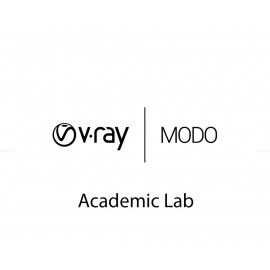 V-Ray MODO Academic Lab 1 Year Term