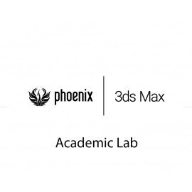 Phoenix 3ds Max Academic Lab 1 Year Term