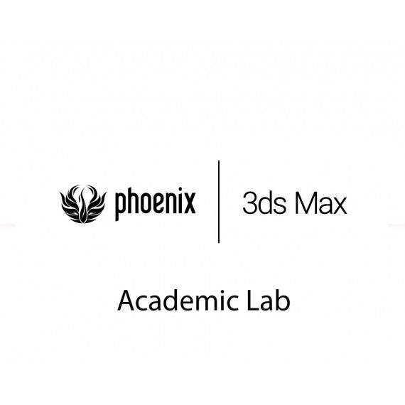 Phoenix FD 4 for 3ds Max Academic Lab 1 Year Term