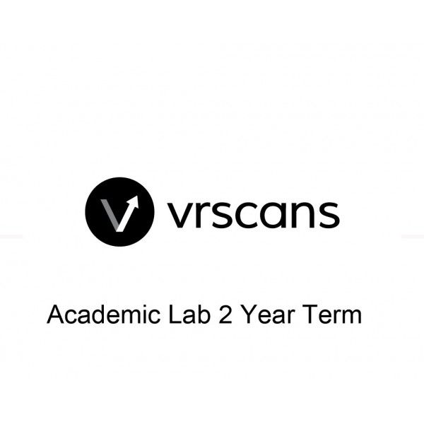 VRscans Academic Lab 2 Year Term