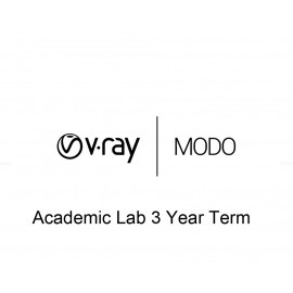 V-Ray MODO Academic Lab 3 Year Term
