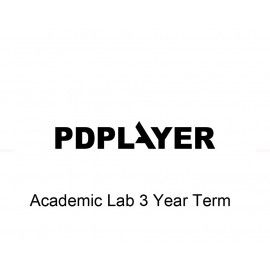 Pdplayer Academic Lab 3 Year Term