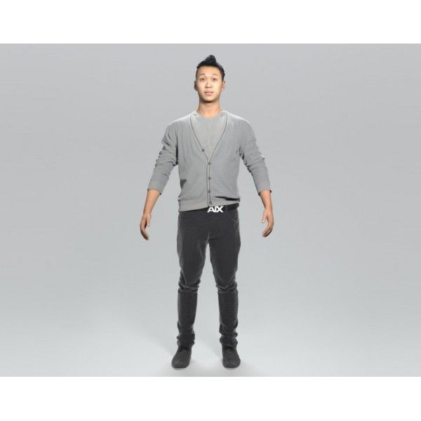 Casual Attire Man | CMan0100HD2