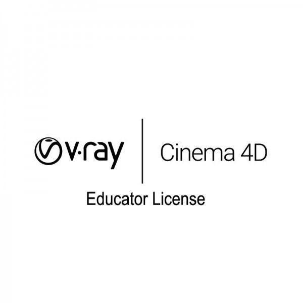 V-Ray Cinema 4D Educator License