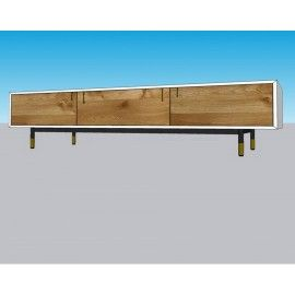 Low-Lake Credenza