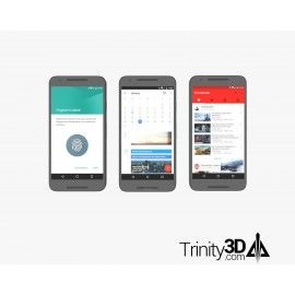 Trinity3D 2017 Android Phone Set