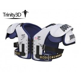 Trinity3D Football Shoulder Pads
