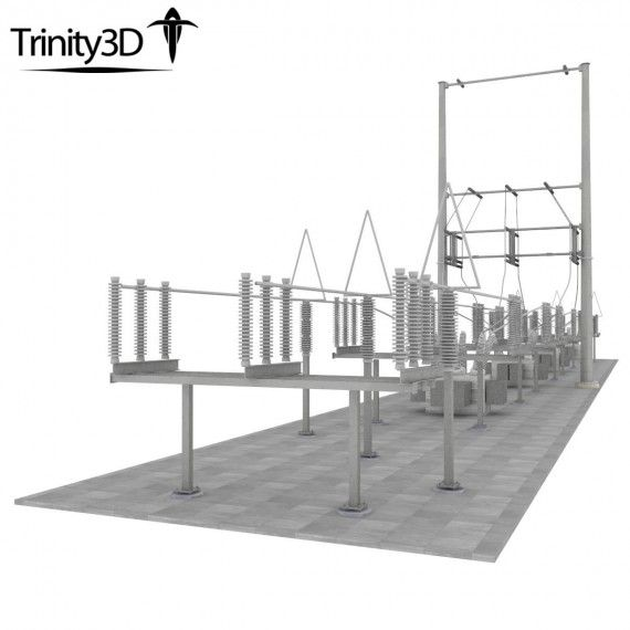 Trinity3D Distribution Bus