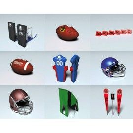 DOSCH 3D: American Football