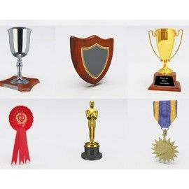 DOSCH 3D: Awards & Trophies
