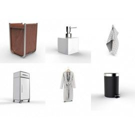 DOSCH 3D: Bathroom Accessories