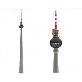 DOSCH 3D: Berlin TV Tower