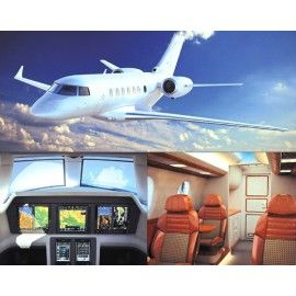DOSCH 3D: Business Jet Details