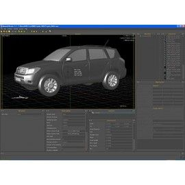 DOSCH 3D: Cars 2006 for Maxwell Render
