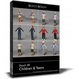 DOSCH 3D: Children & Teens