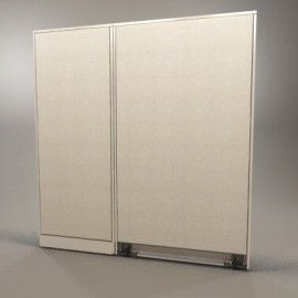 Trinity3D Cubicle Wall Panels